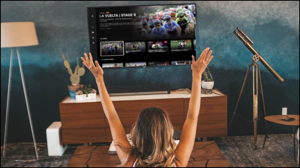 Eurosport Connected TV